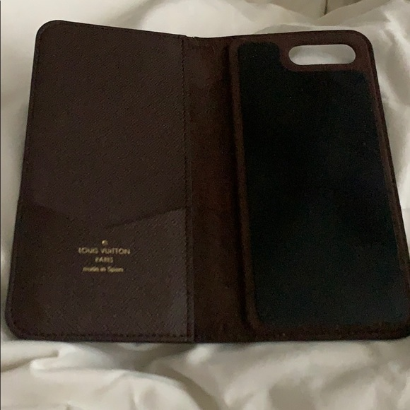 huge discount e3386 4c7f4 Louis Vuitton Accessories | Iphone 8 Case | Poshmark